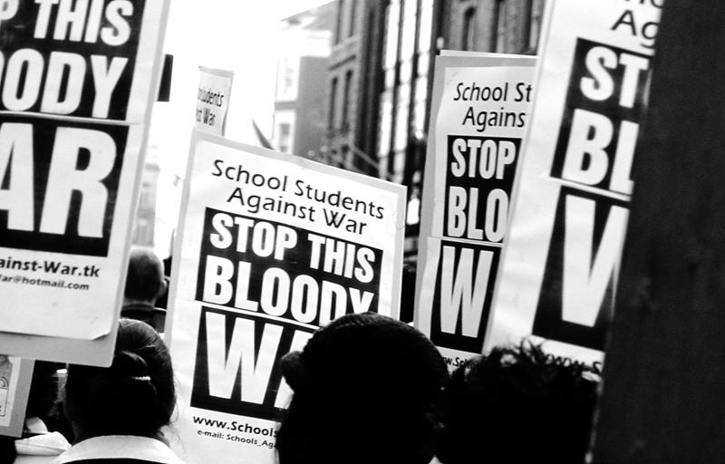 School Students Against War